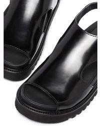 Plan C Fussbet Shoes Negro