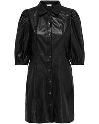 ONLY Robe synthétique bouffante Rilla - Noir