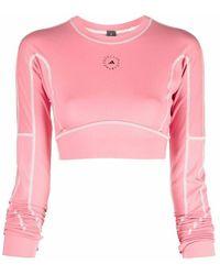 adidas By Stella McCartney Top - Roze