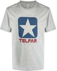 Telfar Tshirt - Grijs