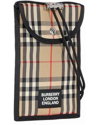 Burberry Ms Micro Bag - Naturel