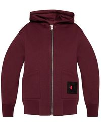 COACH Champion hoodie - Rouge