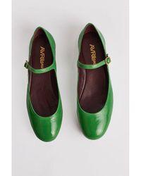 Avril Gau Dris ballerinas Verde