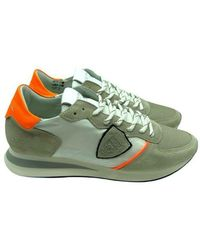 Philippe Model Sneakers - Wit