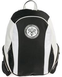 Philipp Plein Men's Nylon Rucksack Backpack Travel - Zwart