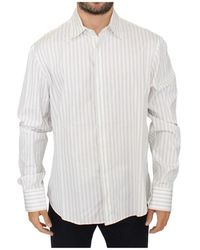 Ermanno Scervino Regular Fit Shirt - Weiß