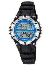 Calypso St. Barth Watch Ur - K5684_1 - Zwart