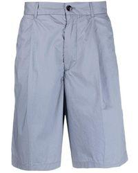 Emporio Armani Shorts - Blauw