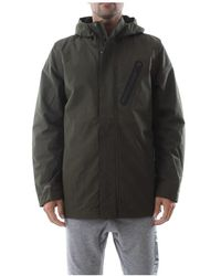 O'neill Sportswear 8p0112 Tracks Jkt Jacket And Jackets Men Forest Night - Groen