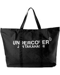 Undercover Shopper Bag - Zwart