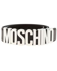 Moschino Bow Ribbon Pearl Necklace - Meerkleurig