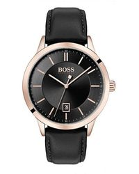 BOSS by Hugo Boss Watch 1513686 - Zwart