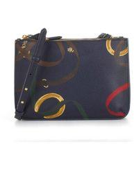 Ralph Lauren 431-747444 Shoulder Bag - Blauw