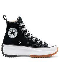 Converse 'run Star Hike' Sneakers - Zwart