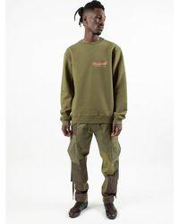 Maharishi Sweaters Verde