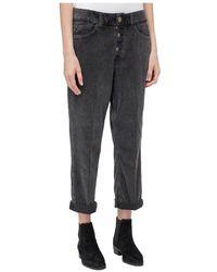 Dondup Jeans - Zwart
