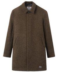 Brixtol Textiles T-Coat Wool - Marrone