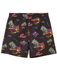 Carhartt WIP Swim Trunks - Zwart