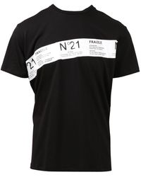 N°21 T-shirt - Noir