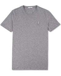 Versace T-shirt girocollo - Grigio
