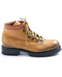 Halmanera Flat Shoes - Geel