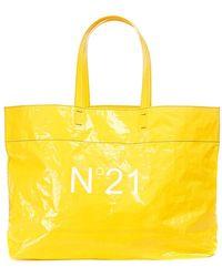 N°21 Bag - Geel