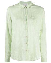 Forte Forte Patch pocket shirt - Verde
