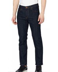 Lee Jeans Pantalon rider l701aa 36 - Azul