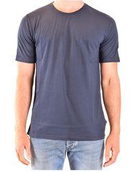 Zanone - T-Shirt - Lyst