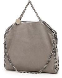 Stella McCartney 3 Chain Falabella Tote Bag - Grijs