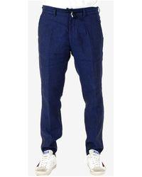 Cruna Trousers Azul