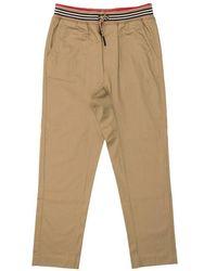 Burberry Dilan Trousers - Naturel