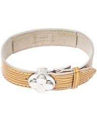 Louis Vuitton Veel Geluk Armband - Geel