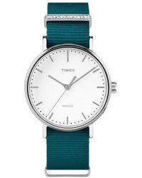 Timex Watch Mod. Tw2r49000d7 - Groen