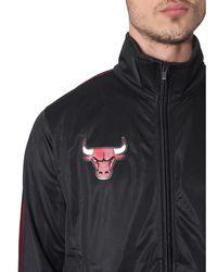 Marcelo Burlon Veste DE Sport Chicago Bulls - Noir