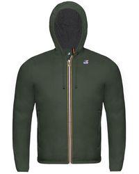 K-Way 035 Jacket* - Groen
