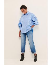 Part Two GyaPW Shirt Azul