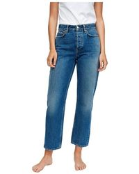 Won Hundred Pearl Jeans - Blauw