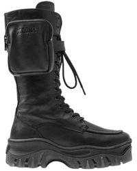 Bronx Boots - Schwarz