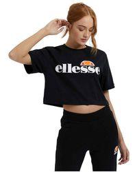 Ellesse Camiseta - Nero
