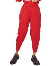 Toogood Pants - Rosso