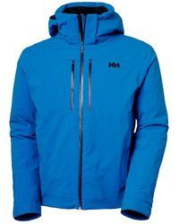 Helly Hansen Alpha Lifaloft Jacket - Blauw