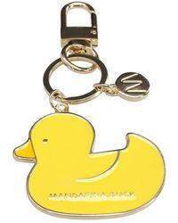 Mandarina Duck Keychain Accessories - Geel