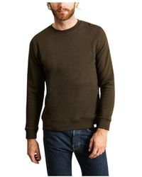 Norse Projects Vagn Classic Sweatshirt - Groen