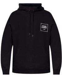 Opening Ceremony Hoodie with logo - Noir