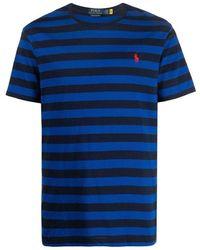 Polo Ralph Lauren T-shirt S/s - Blauw