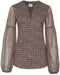 DESOTO Fay blouse 915 - Schwarz