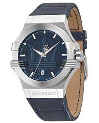 Maserati Watch Ur - R8851108015 - Blauw