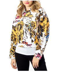 Desigual Sweatshirt - Wit