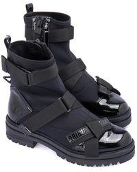 Loriblu Ankle boot - Schwarz